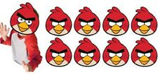 Angry Birds Party Masks 8 Pcs