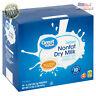 Great Value Instant Nonfat Dry Milk, 3.2oz (10 Count) , SEALED ITEM!! FRESH!!!