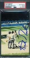 Kirk Gibson PSA DNA Coa Autograph Hand Signed Original Tigers Photo 7