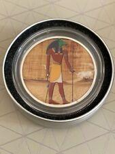 """Kanada - 5 Dollar 2020 – Maple Leaf """"Ägypten - Horus"""" - 1 Oz - Silber"""