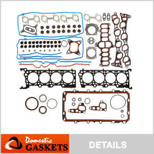 Fits 95-00 Ford Crown Victoria Lincoln Town Car Mercury 4.6 SOHC Full Gasket Set