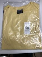 Classic Polo Yellow small short sleeve t-shirt