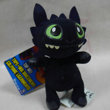 "MINT HOW TO TRAIN YOUR DRAGON Toothless Night Fury 5.5"" Stuffed Plush doll"