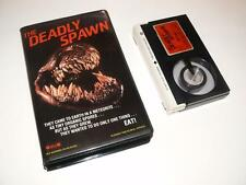 Betamax Video ~ The Deadly Spawn ~ Pre-Certificate ~ VIPCO