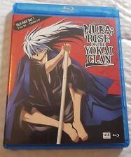 Nura: Rise of the Yokai Clan - Set 1 (Blu-ray Disc, 2013, 2-Disc Set)