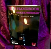THE MAGICKAL SEALS OF THE HOLY FATHERS Carl Nagel White Magick Spells Occult