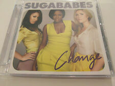 Sugababes - Change (Album CD) Used Very Good