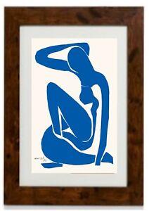 """""""Blue Nude"""" Framed print by  Henri Matisse"""