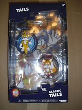 TOMY Tails Collector Series 2 Figure Pack with Comic sonic the hedgehog
