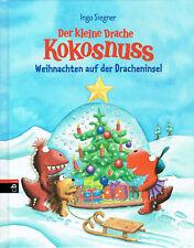 Der kleine Drache Kokosnuss: Weihnachten auf der Dracheninsel, Ingo Siegner, NEU