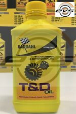 BARDAHL OLIO TRASMISSIONE CAMBIO DIFFERENZIALE BARDHAL T&D OIL 85W140 GL-4 GL-5