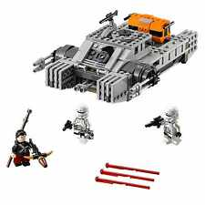 LEGO Star Wars 75152 Imperial Assault Hovertank 100% Complete w/ Instructions