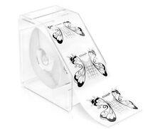 Dispensador moldes pegatinas para uñas de gel, uñas acrilicas, decoración uñas