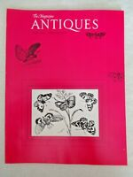 The Magazine ANTIQUES July 1971 Chicago Apartment of Marshall Field Samuel Dixon