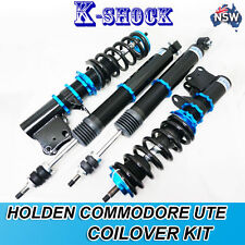 Holden VZ Commodore WAGON or UTE K-SHOCK Coilovers Fully Adjustable Coilover Kit