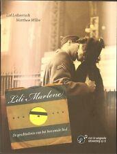 LILI MARLENE Book & CD 2008 NEDERLANDSE Vertaling  Liel Leibovitz Matthew Miller
