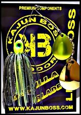 1/4oz Spinner Bait Sexy Mouse - Colorado/Colorado 3-pack FREE SHIPPING!!!!!
