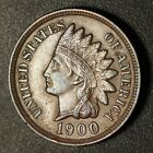 Lot Of (1) Indian Head Cent 1900 - 1909 G+ SHIPS FREE