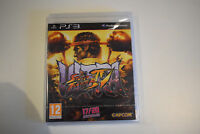ultra steet fighter IV 4 ps3 ps 3 playstation 3 neuf sous blister