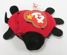 """Ty Teenie Beanie Baby - """"Lucky"""", the Ladybug , Brand New - still in package"""