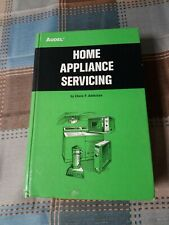 AUDEL Home Appliance Servicing 3rd Ed 1978 Fourth Printing