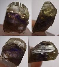 TANSANIT Kristall (2gr)  Roh Tanzanit / Natural Tanzanite Crystal  #tzn119