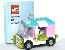 Lego 40327 Ice Cream Truck Montly Build August 2019