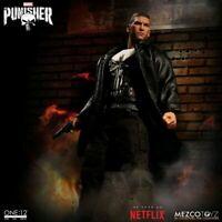 Punisher - Netflix One:12 Collective Action Figure-MEZ76780-MEZCO TOYZ