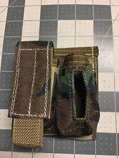 Pouch Pocket Helmet Counter Weight Strobe Marker MS2000 BDU Camouflage