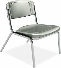 Big and Tall Stack Chairs Dr. Office Waiting Room 4-Pack Iceberg ICE64127