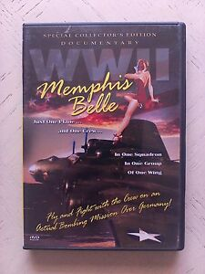 Memphis Belle: WWII DVD
