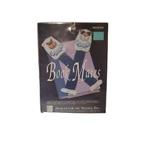 Book Mates Cross Stitch Needlework Kit Designs for the Needle Bear Bookmarks
