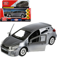 Kia Ceed Diecast Model Car Scale 1:36