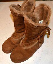 Avon Women's Suede Boots Size 6