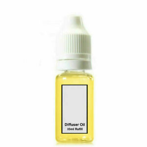 Luxury Fragrance STRONG SCENTED Air Freshener Oil Reed Diffuser Perfume Refill