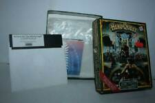 HERO QUEST RETURN OF THE WITCH LORD DISC USATO COMMODORE 64 ED UK-ITA FR1 54913