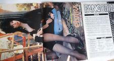 Fangoria Magazine #80 1989 Elvira Poster 80s Horror Movies VG Friday the 13th TV