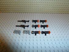 LEGO® STAR WARS Clone Trooper Blaster Pack 10 x Blaster Gun Waffen Set F212