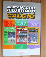 ALMANACCO ILLUSTRATO DEL CALCIO 1986-1988 (2005) PANINI La Gazzetta Dello Sport