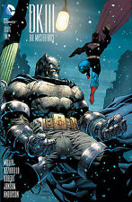 DK III #2 JIM LEE 1:500 Variant cover & DKIII #1 Dell'Otto Bulletproof exclusive