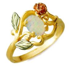 Landstrom's® Black Hills Gold Opal Ring For Ladies Size 7