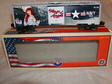 Lionel 1938270 Wings of Angels Lisa Redhead Box Car O 027 2019 USA WWII  MIB New