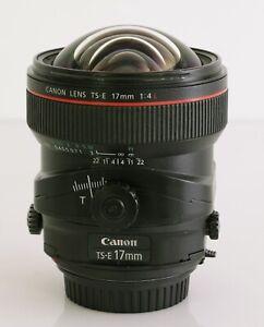 Canon TS-E 17 mm F/4.0 L Objektiv