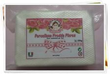 "Porcellana fredda   "" Flores ""   by Clarena Art  - 250g -"
