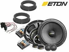 Eton Audio Lautsprecher System Einbau Set Tür VW Golf 4 IV Typ 1J 1997 bis 2003