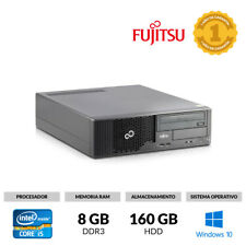 ORDENADOR SOBREMESA FUJITSU SFF CORE I5-2500 3,30 2ªGEN 8GB 160GB DVD WINDOWS 10