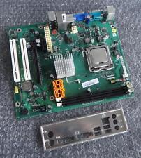 Fujitsu ESPRIMO P2550 D2950-A11 GS 2 Socket 775/LGA775 Motherboard mit I/O BP
