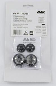 Alko Reibbeläge Bremsbacken für AKS 2000 / 2004 / 3004 Anti Schlingerkupplung