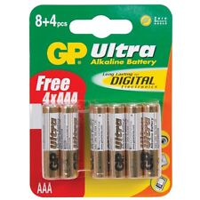 24 x AAA GP uitra PILAS ALCALINAS 8+4 Free LR03 24au
