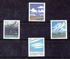 Suecia Naturaleza Serie del año 1990 (AZ-324)